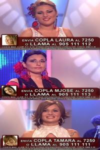 Laura (Algar, Cadiz) - Tamara (Cadiz) - Maria Jose (Torrecardenas, Almeria)