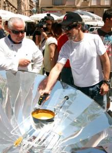 Solar Oven!
