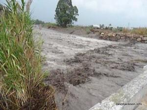 floods in turre mojacar