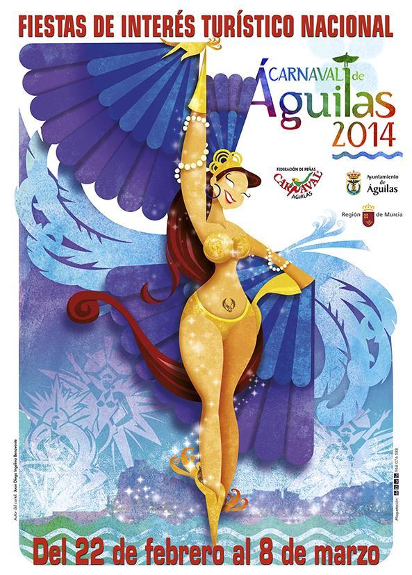 aguilas carnaval 2014