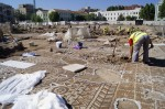 """Stunning"" Roman Villa BULLDOZED for a car park"