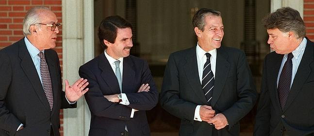 presidents of spain