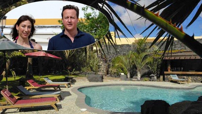 camerons on lanzarote