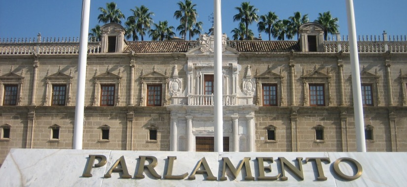 andalucian parliament
