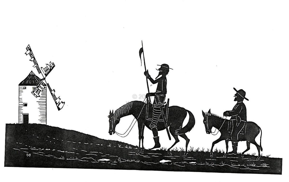 Gustave Dore Don Quixote