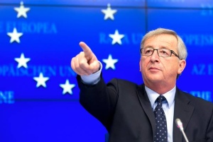 EU President (and mine! Geddit? Bad Joke ) Juncker