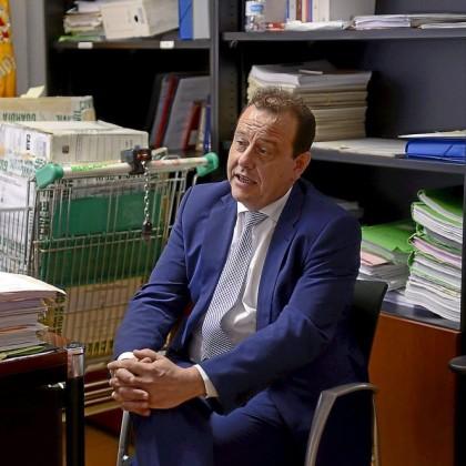 Public prosecutor and the Mercadona trolley