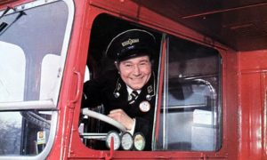 Reg Varney from On the buses